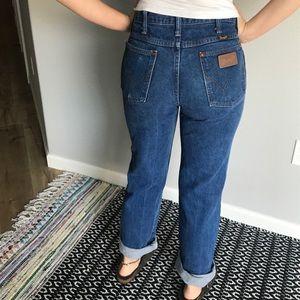 Wranglers Vintage Jeans